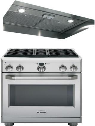 Monogram 889805 Kitchen Appliance Package & Bundle Stainless Steel, 1