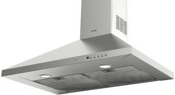 SHC3051ES 30″ Range Hood with 528 CFM  Adjust to 300/400 CFM  LED Task Lighting and 15 Minute Delay