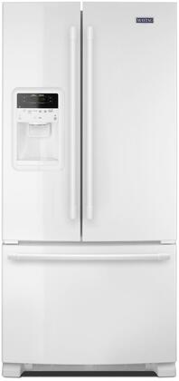 Maytag  MFI2269FRW French Door Refrigerator White, Main Image