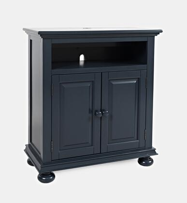 Stately Manor Collection 1893-31  Power Accent Chest in Navy