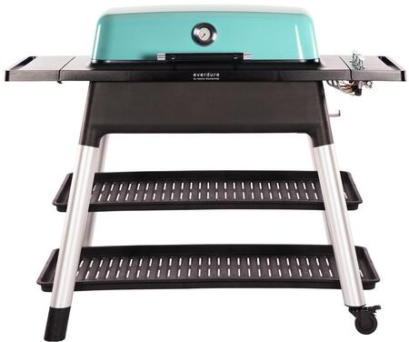 HBG3MUS 52″ FURNANCE Liquid Propane Grill with 3 Burners  27000 BTU  and Die-Cast Aluminum Body in