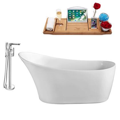 Streamline NH821120 Bath Tub, NH821 120 1T