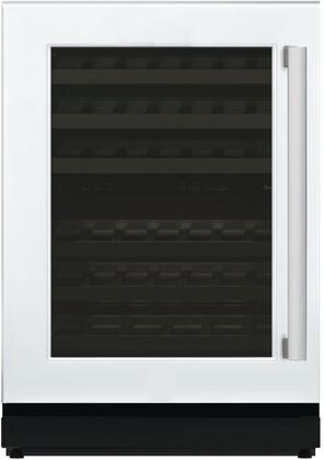 Thermador T24UW800LP 24 Inch Panel Ready Built-In Under Counter Wine Cooler