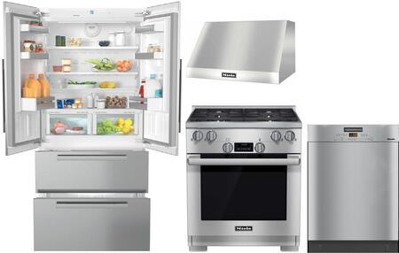 Miele 888017 Kitchen Appliance Package & Bundle Panel Ready, main image