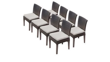 TK Classics BARBADOSTKC090BADC4XCBEIGE Patio Chair, BARBADOS TKC090b ADC 4x C BEIGE