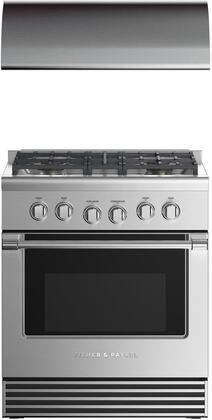 Fisher Paykel 1125135 Kitchen Appliance Package & Bundle Stainless Steel, main image