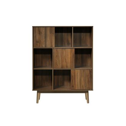 151386 Montage Midcentury Room Bookcase  in