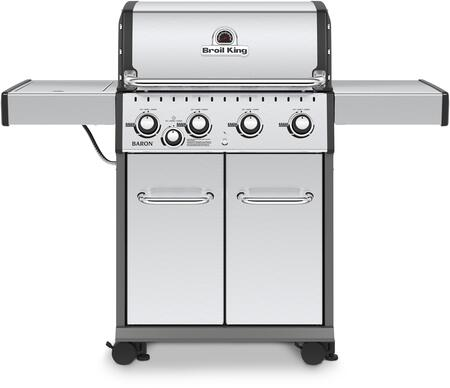 Broil King 922567 57 Inch Baron 440 Series With 4 Burner