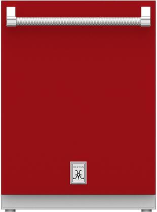 Hestan  KDW24RD Built-In Dishwasher Red, 1