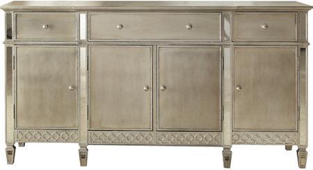 Acme Furniture Kacela 72158 Dining Room Buffet Gold, Server