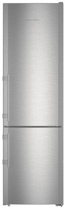Liebherr  CS1321R Bottom Freezer Refrigerator Stainless Steel, CS1321R Fridge-Freezer with NoFrost