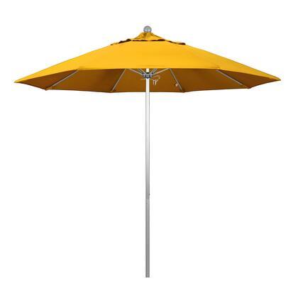 California Umbrella Venture ALTO908002SA57 Outdoor Umbrella Yellow, ALTO908002-SA57Main Image