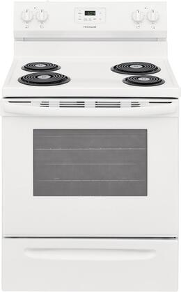 Frigidaire FCRC3012AW Freestanding Electric Range White, FCRC3012AW Electric Range