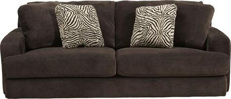 Jackson Furniture Palisades 418603268809269109 Stationary Sofa Brown, Main Image