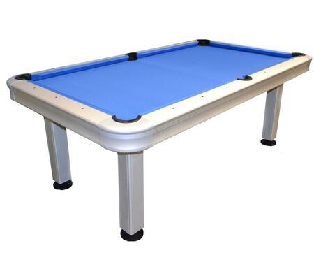 Imperial International 29730 Billiard Table Blue, Pool Table