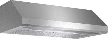 Thermador Masterpiece HMWB36WS Wall Mount Range Hood Stainless Steel, Main view