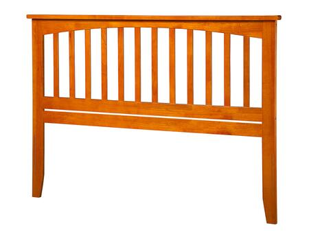 Atlantic Furniture Mission AR287857 Headboard Brown, AR287857 SILO F 180