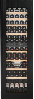 Liebherr  HWGB8300 Wine Cooler 76 Bottles and Above Black, HWGB8300 Built-in Wine Cabinet