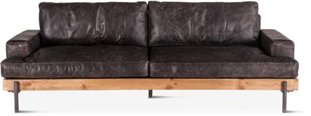Chiavari Collection ZWCIAMSF Sofa in Ebony
