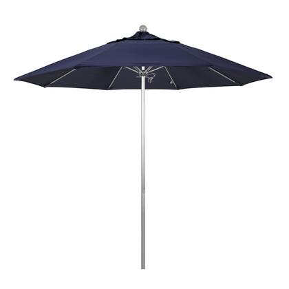 California Umbrella Venture ALTO908002SA39 Outdoor Umbrella Blue, ALTO908002-SA39Main Image