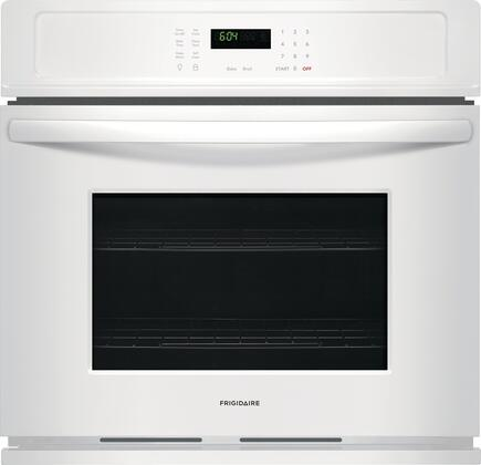 Frigidaire  FFEW2726TW Single Wall Oven White, FFEW2726TW Single Wall Oven