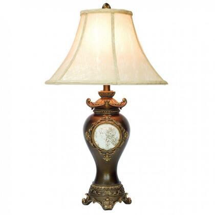 Furniture of America Sophia L94192T2PK Table Lamp, l94192t z