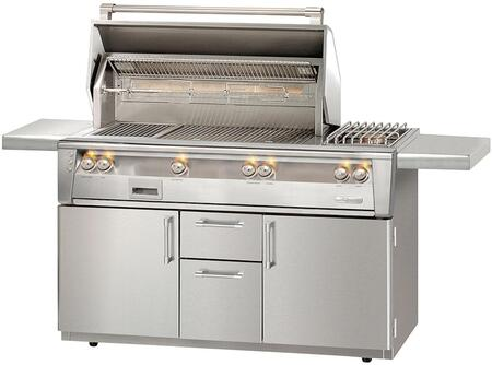 Alfresco  ALXE56CNG Natural Gas Grill Stainless Steel, ALXE56CNG Main Image