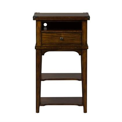 Liberty Furniture Aspen Skies 316OT5000 Desk Brown, Main view