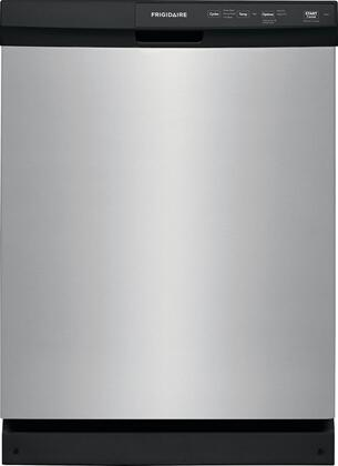 Frigidaire  FFCD2413US Built-In Dishwasher Stainless Steel, Main Image