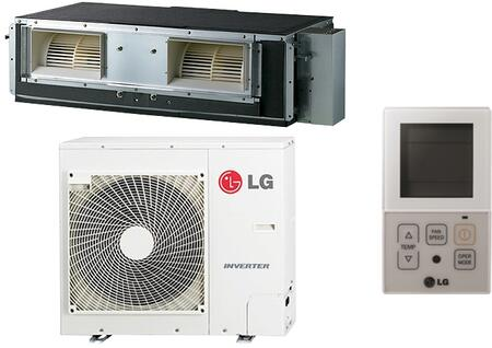 LG  LH247HV Single-Zone Mini Split Air Conditioner , Main Image