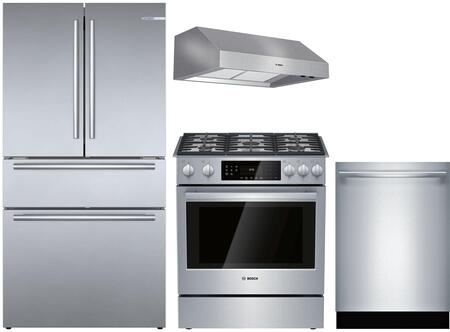 Bosch 1124915 Kitchen Appliance Package & Bundle Stainless Steel, main image