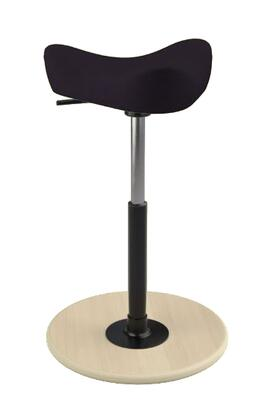 Varier Move Small MOVESMALL2700DINIMICA9059NATHIBLK Office Stool, Main Image