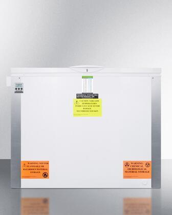 Summit  VLT1250IB Chest Freezer White, Main View