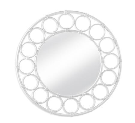 Bassett Mirror Trade M4100EC Mirror White, M4100EC