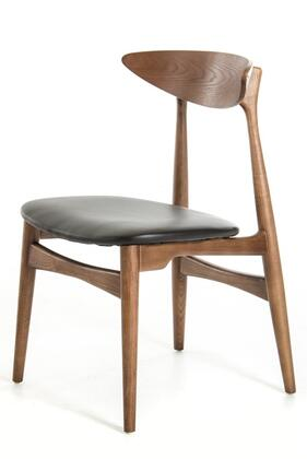 VIG Furniture Modrest Anson VGCSCH12086 Dining Room Chair Brown, 1