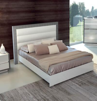 ESF Mangano MANGANOBEDKS Bed White, MANGANOBEDKS Main Image