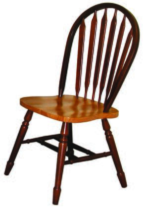 Sunset Trading Sunset Selections DLU820NLO2 Dining Room Chair Brown, DLU 820 NLO 2