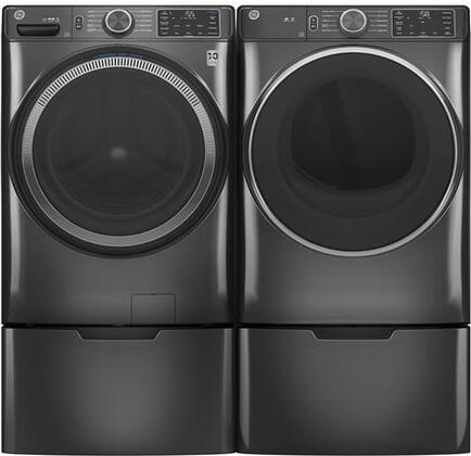 GE  1296327 Washer & Dryer Set Slate, 1