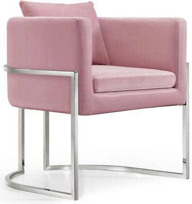 Meridian Pippa 524Pink Accent Chair Pink, Main Image