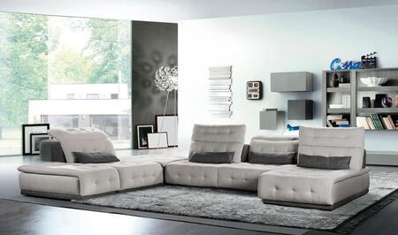 VIG Furniture David Ferrari Daiquiri VGFTDAIQUIRIXX Sectional Sofa, 1