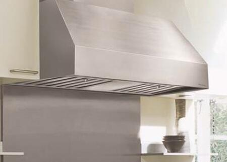 """M Line Series PRH18-M36 SS 36"""" Canopy Pro Style Wall Mounted Range Hood With 1035 CFM 2 Level Halogen Lighting Industrial Grade SS Baffle Filters"""