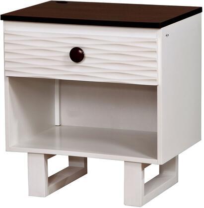 Furniture of America Meredith CM7191N Nightstand , 1