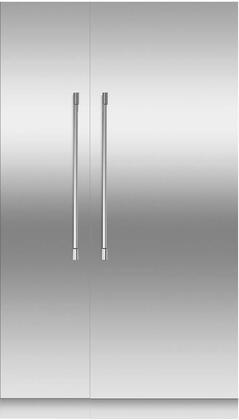 Fisher Paykel  966329 Column Refrigerator & Freezer Set Stainless Steel, main image
