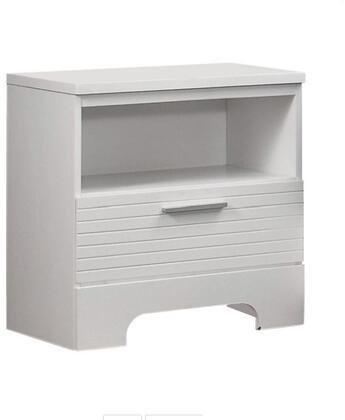 Myco Furniture Moderno MD3333N Nightstand White, 1
