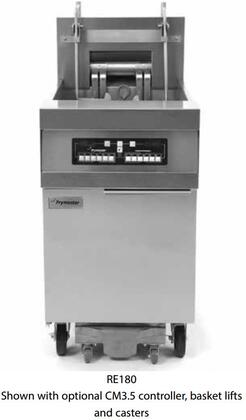 Frymaster RE80 FPRE480240 Commercial Fryers and Oil Filtration Stainless Steel, Image