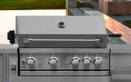 Thor Kitchen  MK04SS304 Liquid Propane Grill Stainless Steel, Main Image