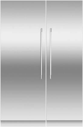 Fisher Paykel  966316 Column Refrigerator & Freezer Set Stainless Steel, 1