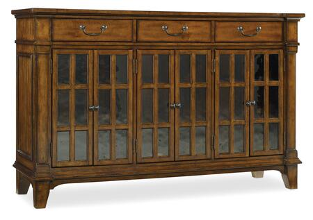 Hooker Furniture Tynecastle 532375900 Dining Room Buffet Brown, Main Image