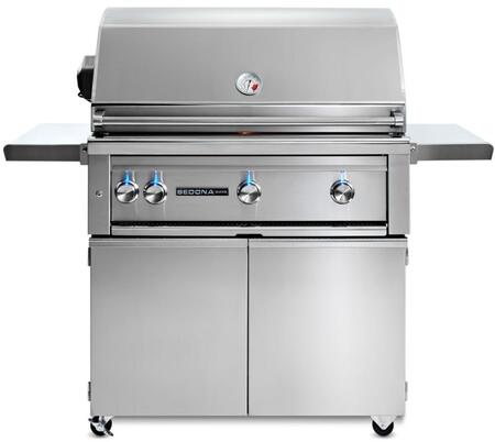 Lynx Sedona L600FRX Grill Stainless Steel, 1