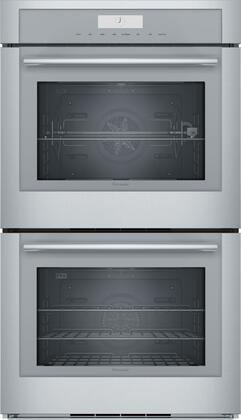 Thermador Masterpiece MED302WS Double Wall Oven Stainless Steel, Main Image